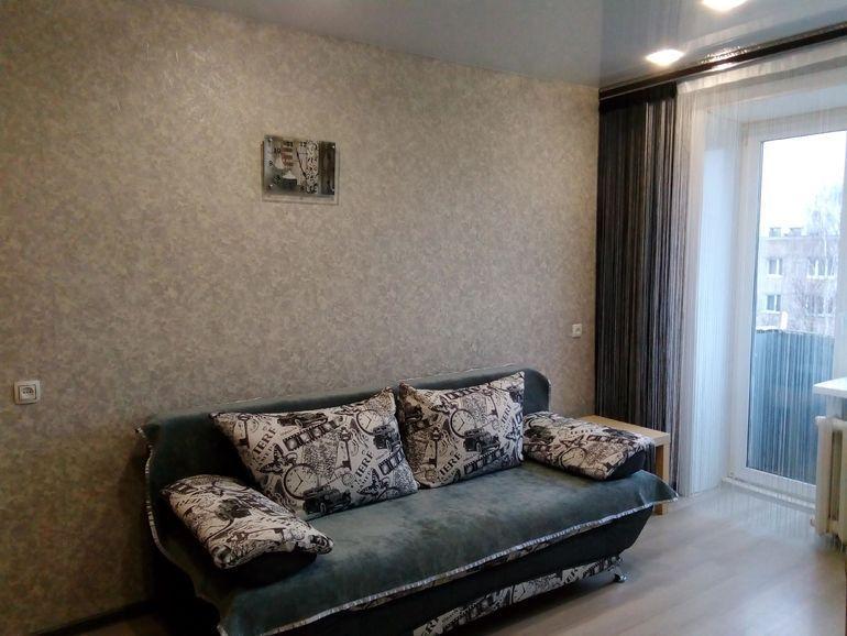 Фото 1-комнатная квартира в Витебске на пр. Фрунзе 63/1